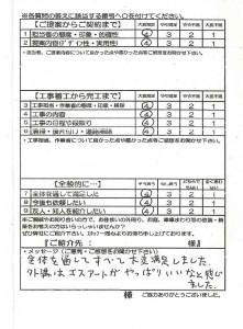 280319 T邸 フェンス・土間・植栽工事