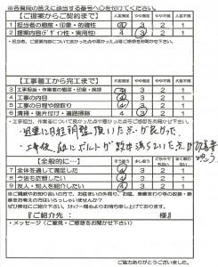 三重県鈴鹿市S邸外構工事