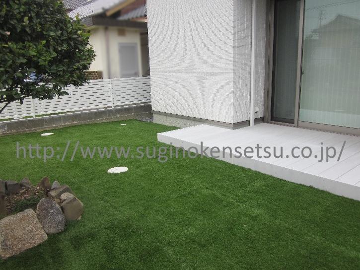 ガーデン 施工後2